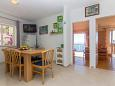 Dining room - Apartment A-2596-a - Apartments Podgora (Makarska) - 2596