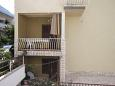 Terrace - view - Apartment A-2599-a - Apartments Makarska (Makarska) - 2599