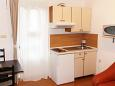 Kitchen - Apartment A-2600-a - Apartments Makarska (Makarska) - 2600