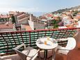 Balcony 1 - Apartment A-2604-a - Apartments Podgora (Makarska) - 2604