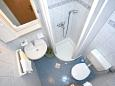 Bathroom - Studio flat AS-2605-a - Apartments Promajna (Makarska) - 2605