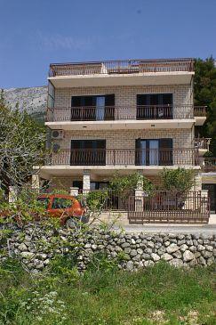 Property Živogošće - Mala Duba (Makarska) - Accommodation 2606 - Apartments and Rooms near sea with pebble beach.