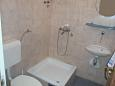 Bathroom 2 - Apartment A-2612-c - Apartments Podaca (Makarska) - 2612