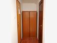 Hallway - Studio flat AS-2613-c - Apartments and Rooms Podaca (Makarska) - 2613