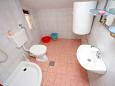 Bathroom - Studio flat AS-2613-d - Apartments and Rooms Podaca (Makarska) - 2613