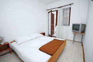 Podaca, Bedroom u smještaju tipa room, WIFI.