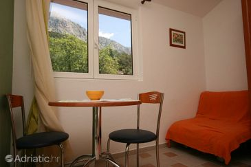 Studio flat AS-2616-c - Apartments and Rooms Podgora (Makarska) - 2616