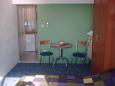 Dining room - Studio flat AS-2616-d - Apartments and Rooms Podgora (Makarska) - 2616