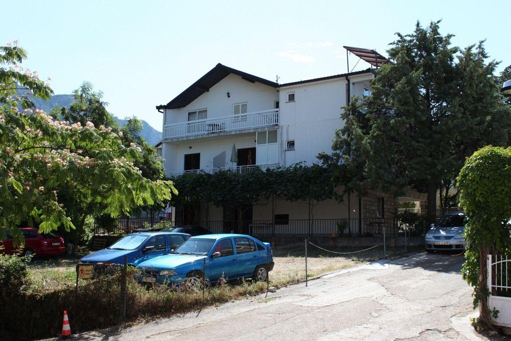 Apartmány s parkoviskom v meste Podaca - 2617
