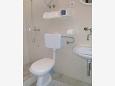 Bathroom 1 - Apartment A-262-a - Apartments Mirca (Pelješac) - 262