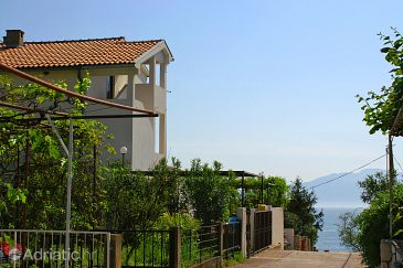 Property Podaca (Makarska) - Accommodation 2621 - Apartments near sea with pebble beach.