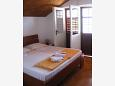 Bedroom - Apartment A-2626-a - Apartments Zaostrog (Makarska) - 2626
