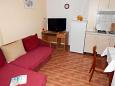 Living room - Studio flat AS-2630-a - Apartments Makarska (Makarska) - 2630