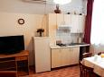 Kitchen - Studio flat AS-2630-a - Apartments Makarska (Makarska) - 2630