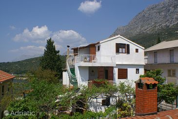Property Podaca (Makarska) - Accommodation 2631 - Apartments near sea with pebble beach.