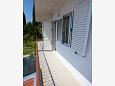 Balcony 1 - Apartment A-2636-a - Apartments Makarska (Makarska) - 2636