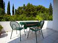 Terrace - Apartment A-2636-a - Apartments Makarska (Makarska) - 2636
