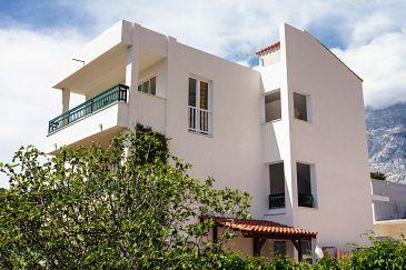 Obiekt Promajna (Makarska) - Zakwaterowanie 2642 - Apartamenty blisko morza ze żwirową plażą.