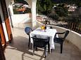 Terrace - Apartment A-2648-a - Apartments Zaostrog (Makarska) - 2648