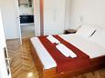 Bedroom - Apartment A-2648-d - Apartments Zaostrog (Makarska) - 2648
