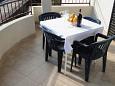 Terrace - Apartment A-2648-d - Apartments Zaostrog (Makarska) - 2648
