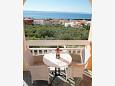 Balcony - Apartment A-2658-h - Apartments Tučepi (Makarska) - 2658