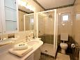 Bathroom - Apartment A-2658-h - Apartments Tučepi (Makarska) - 2658