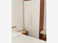 Zaostrog, Bedroom u smještaju tipa room, WIFI.