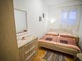 Bedroom 1 - Apartment A-2669-b - Apartments Rogoznica (Rogoznica) - 2669