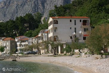 Property Drašnice (Makarska) - Accommodation 2670 - Apartments near sea with pebble beach.