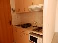 Kitchen - Studio flat AS-2675-a - Apartments and Rooms Baška Voda (Makarska) - 2675