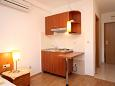 Kitchen - Studio flat AS-2682-b - Apartments and Rooms Slano (Dubrovnik) - 2682