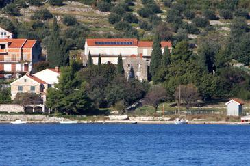 Property Slano (Dubrovnik) - Accommodation 2682 - Apartments and Rooms near sea with pebble beach.