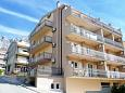 Makarska, Makarska, Property 2692 - Apartments with pebble beach.