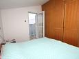 Bedroom 1 - Apartment A-2695-b - Apartments Podaca (Makarska) - 2695