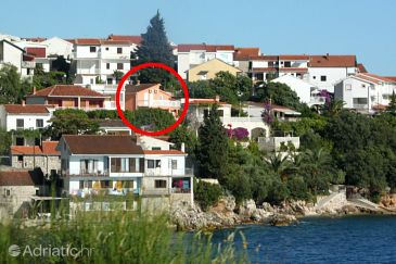 Property Podaca (Makarska) - Accommodation 2695 - Apartments near sea with pebble beach.