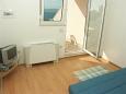 Bratuš, Living room u smještaju tipa apartment, WIFI.