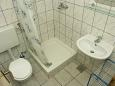 Bathroom - Apartment A-2696-a - Apartments Bratuš (Makarska) - 2696