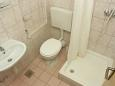 Bathroom - Apartment A-2696-b - Apartments Bratuš (Makarska) - 2696
