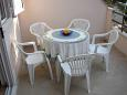 Terrace - Apartment A-2697-c - Apartments Bratuš (Makarska) - 2697