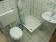 Bathroom - Studio flat AS-2697-a - Apartments Bratuš (Makarska) - 2697