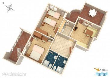 Apartment A-2698-a - Apartments Baška Voda (Makarska) - 2698