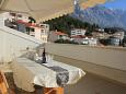 Terrace 1 - Apartment A-2698-a - Apartments Baška Voda (Makarska) - 2698