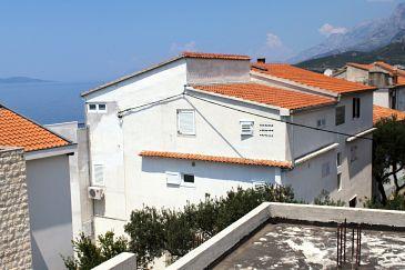 Obiekt Tučepi (Makarska) - Zakwaterowanie 2699 - Apartamenty blisko morza ze żwirową plażą.