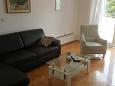 Living room - Apartment A-2705-b - Apartments Drašnice (Makarska) - 2705