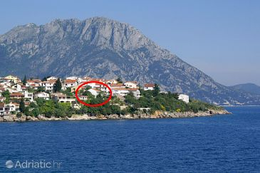 Podaca, Makarska, Property 2711 - Apartments blizu mora with pebble beach.