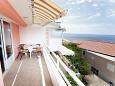 Balcony - Apartment A-2714-d - Apartments Podgora (Makarska) - 2714