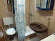 Bathroom 2 - Apartment A-2722-a - Apartments Drašnice (Makarska) - 2722