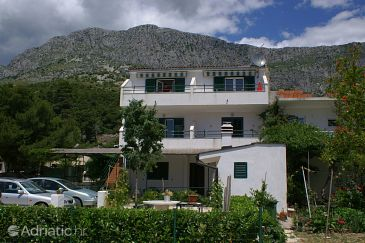 Drvenik Donja vala, Makarska, Property 2728 - Rooms blizu mora with pebble beach.