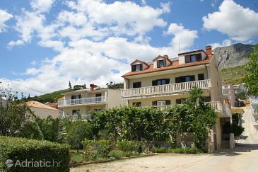 Property Duće (Omiš) - Accommodation 2729 - Rooms near sea with sandy beach.